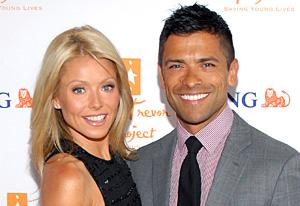 Kelly Ripa and Mark Consuelos Name Their Favorite Kid