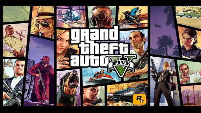 Epic Games Gratiskan Grand Theft Auto V hingga 21 Mei, Sudah Download?