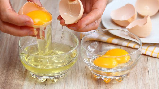Putih Telur / Sumber: iStockphoto