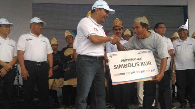 Himbara Sudah Salurkan KUR Rp154,4 Triliun per Juli 2020
