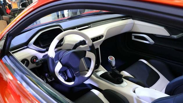 中國賽麟汽車協力開發2018年 Saleen S1