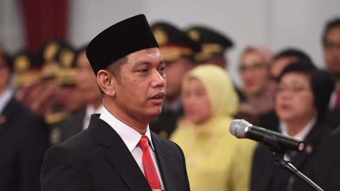 Wakil Ketua KPK Nurul Gufron Tak Menolak Jika Dikasih Mobil Dinas