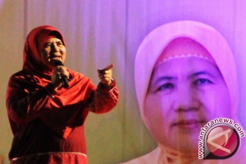 Hoaks Mamah Dedeh meninggal dunia, Abdel: Alhamdulillah sehat