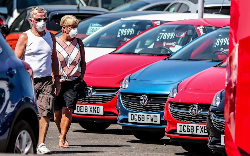 Is now the right time to buy a car, and where will I find a bargain? - Peter Byrne/PA