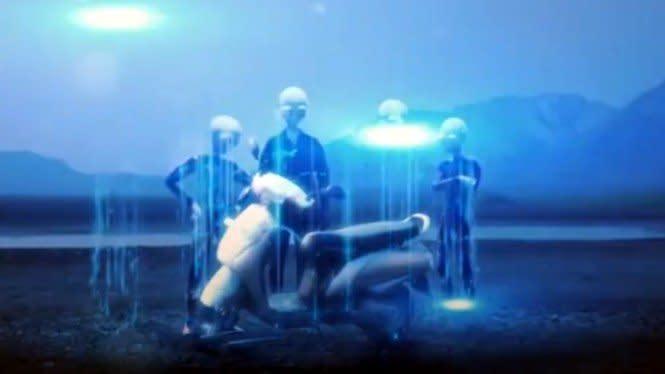 Skuter Matik Baru Suzuki Dikagumi 'Alien'