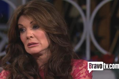 'Real Housewives of Beverly Hills' Reunion: Lisa Vanderpump Is the Punching Bag (Video)