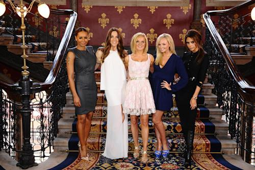 The Spice Girls Reunite to Announce Details About Upcoming Musical