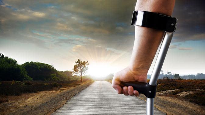 Ikuti gerakan #TERUSGERAK untuk membantu para penyandang disabilitas semakin mudah melakukan mobilisasi. Seperti apa isi dari gerakan ini?