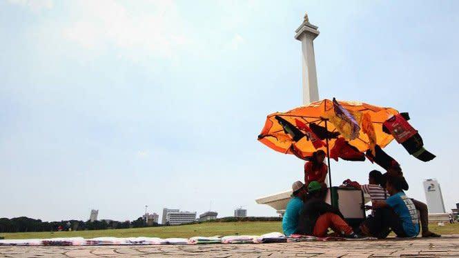 Jakarta Diprakirakan Cerah Sepanjang Hari Ini
