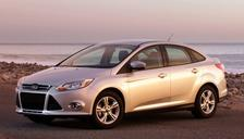 2015 Ford Focus 4D
