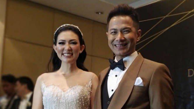 Delon dan Aida Chandra Pilih Menikah di November: Bulan Bagus