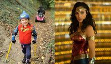 不良於行卻走「300km」募款!罕病女童獲「神力女超人」讚賞