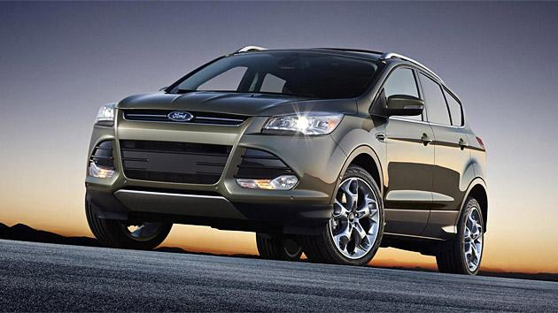 Ford tells 89,000 Escape, Fusion owners to park cars because of engine fire risk