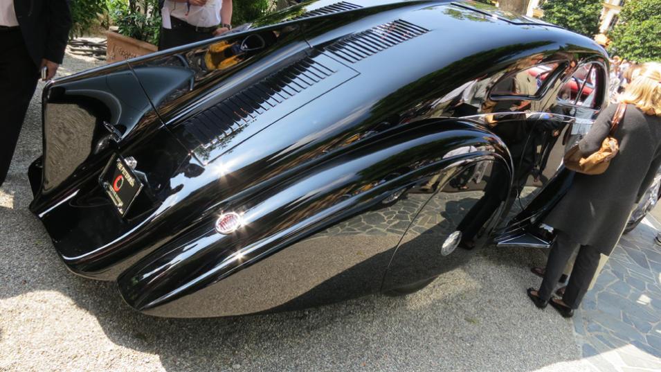 1925 Rolls-Royce Round Door
