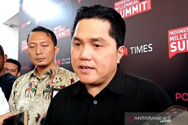Erick Thohir ungkap harapannya pada Dirut baru Garuda Indonesia