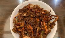 【裴社長廚房手記65】上海醬爆青蟹年糕 秋日必吃的濃油赤醬