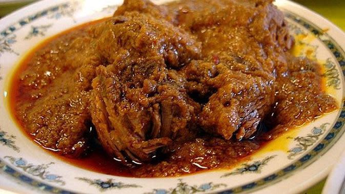 resep rendang daging/selerasa