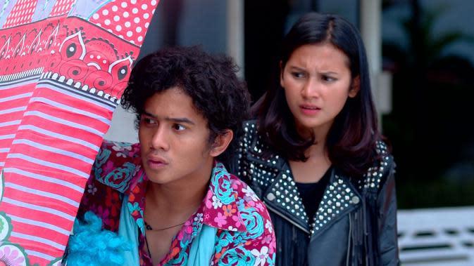 Adegan sinetron Pesantren Rock N' Dut tayang di SCTV mulai Senin, 1 Juni 2020 (dok Screenplay Productions)
