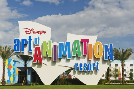 5 Things to Know about Disney's Art of Animation Resort