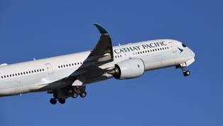 國泰承諾2030年採10%可持續航空燃油