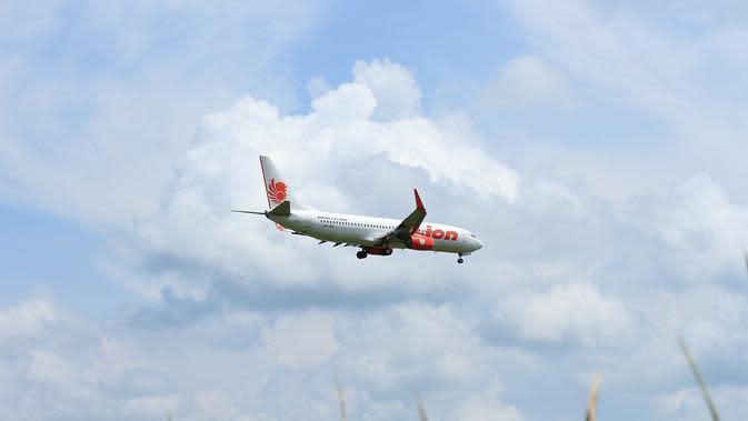 Salah satu maskapai yang melakukan penerbangan ke dan dari YIA. (dok. Didit-Art/Pixabay/Tri Ayu Lutfiani)