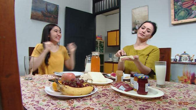 Adegan sinetron Pura-Pura Kaya tayang perdana di SCTV Senin (31/8/2020) pukul 17.00 WIB 9Dok Sinemart)