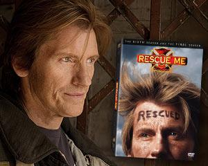 Yahoo! TV Giveaway: 'Rescue Me' Seasons 6 and 7 on DVD