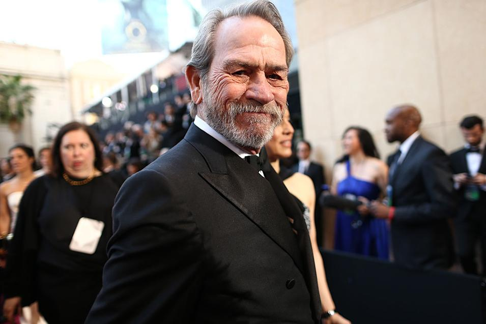 85th Annual Academy Awards - Red Carpet: Tommy Lee Jones