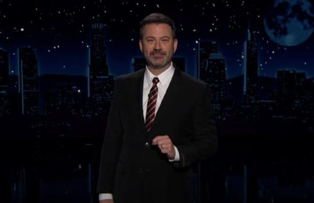 Jimmy Kimmel Jokes About Emmys All-Time Ratings Low: 'We Set a Record, Let's Just Say That' (Video)