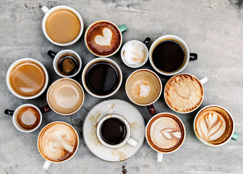 Drinking 25 cups of coffee a day 'will not harm heart'