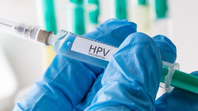 Ilustrasi Vaksin HPV? (iStockphoto)