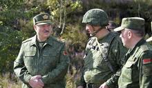 控北約軍事威脅 白俄下令戰備