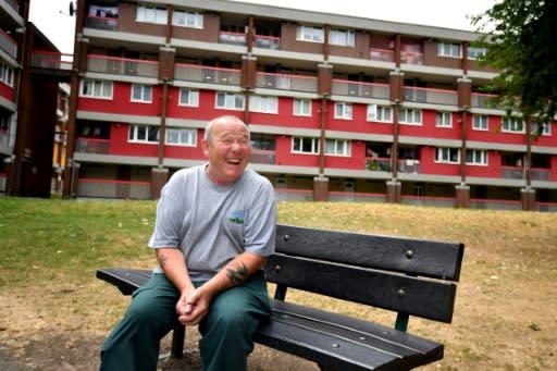Billy Hawsham remembers England defender Kyle Walker growing up on the Lansdowne Estate in Sheffield