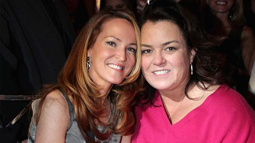 Rosie O'Donnell and Michelle Rounds Are Married!
