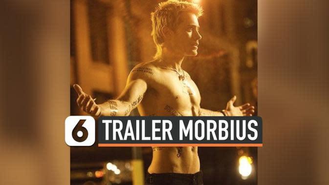 VIDEO: Jared Leto Jadi Vampir di Morbius