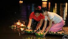 泰國水燈節、天燈節 將10月底登場