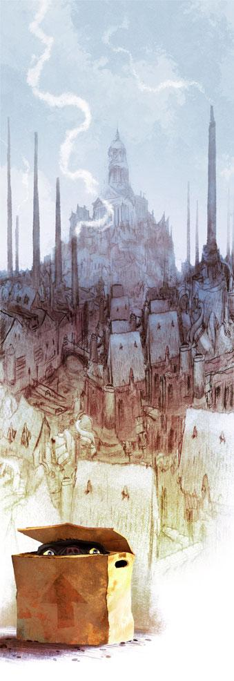 Laika and Focus go underground with 'The Boxtrolls'