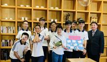 高中生專訪談學習與市政 盧秀燕自曝高中收過情書