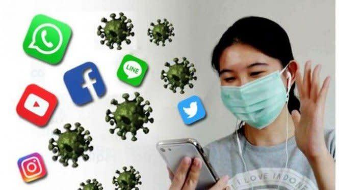Media Sosial Bisa Jadi Sarang Keburukan Bagi Penggunanya