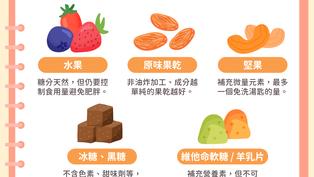 孩子吵著要吃糖 營養師告訴你有什麼「替代糖果」的好方法