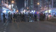 【不斷更新·元朗襲擊兩個月】有示威者晚上堵路 深夜多人發生爭執