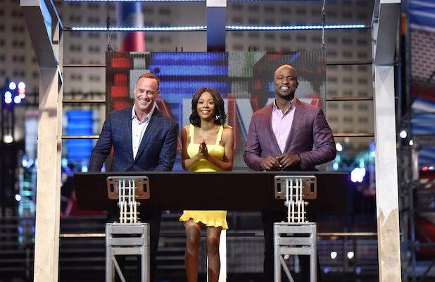 'All Stars Skills' Version of 'American Ninja Warrior' Tops Monday's TV Ratings