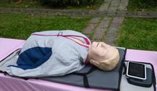 被CPR救回反控傷害,她稱孕期壓力大道歉 施救人不接受:事關EMT尊嚴