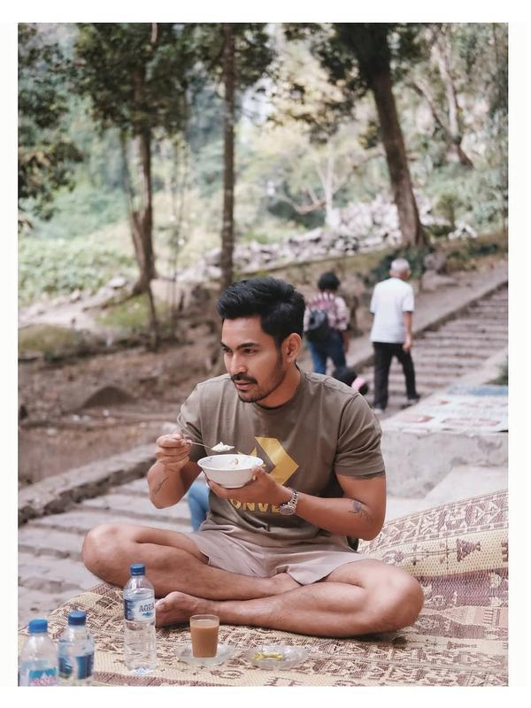Jalani Suntik Botoks, Ini 7 Potret Terbaru Robby Purba (sumber:Instagram/robbypurba)