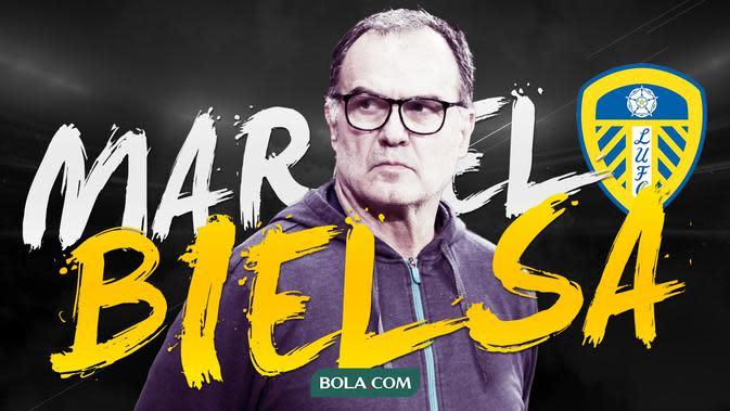Pelatih Leeds United: Marcelo Bielsa. (Bola.com/Dody Iryawan)
