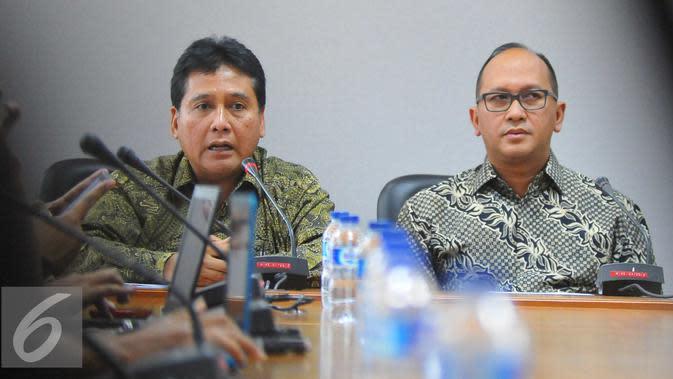Ketua Umum Apindo, Hariyadi Sukamdani. (Liputan6.com/Angga Yuniar)