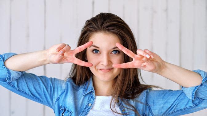 Ilustrasi ekspresi bahagia. Credit: pexels.com/pixabay