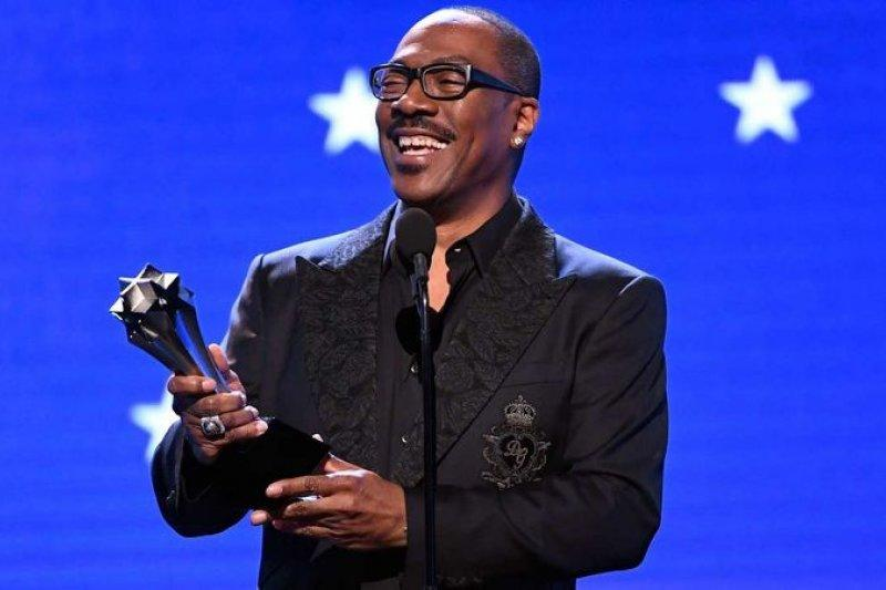Eddie Murphy raih Lifetime Achievement di Critics Choice Awards