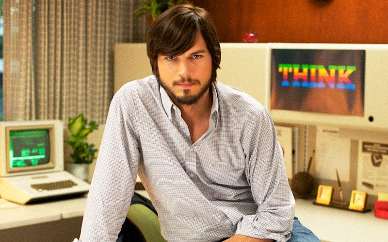 Watch the First Trailer for Ashton Kutcher's 'Jobs'