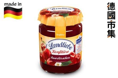 德國Landliebe 車厘子 果肉果醬 200g【市集世界 - 德國市集】